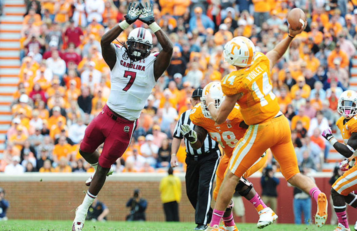 A once-in-a-lifetime prospect? Scouts break down Jadeveon Clowney